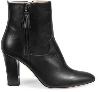 Sarah Jessica Parker Jackson Heeled Leather Ankle Boots