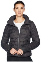 The North Face Holladown Crop Jacket (Asphalt Grey) Women's Coat