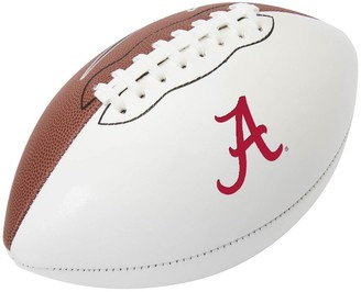 Nike Alabama Crimson Tide Autographic Football