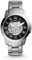 Fossil Grant Automatic Stainless Steel Watch