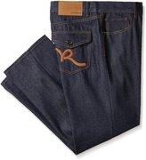 Rocawear Men's Big and Tall R-Flap Jean