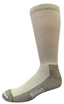 Dickies Men's Steel Toe Non-Binding 2-Pack Crew Socks