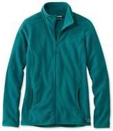L.L. Bean Soft-Brushed Full-Zip Fitness Fleece Jacket
