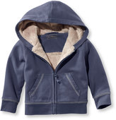 L.L. Bean Infants' and Toddlers' Fleece-Lined Camp Hoodie