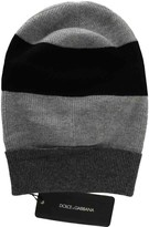 Dolce & Gabbana Grey Cashmere Hats & pull on hats