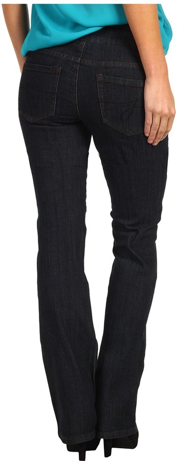 Jag Jeans Paley Pull-On Boot in Indigo Rinse (Indigo Rinse) - Apparel