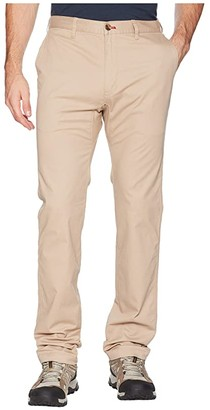 Mountain Khakis Jackson Chino Pants Slim Fit (Classic Khaki) Men's Casual Pants