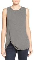 Lush Knot Front Tank