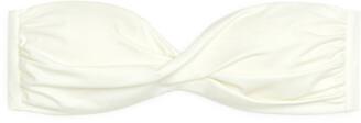 Arket Twist-Detail Bandeau Bikini Top
