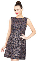 Betsey Johnson Bold Brocade Dress