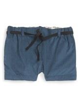 Burberry 'Lesley' Wool Shorts (Toddler Girls, Little Girls & Big Girls)