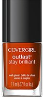 Cover Girl Outlast Stay Brilliant Nail Gloss, 93, .37 oz