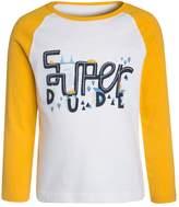 Mothercare NORDIC SUPER DUDE RAGLAN Long sleeved top yellow