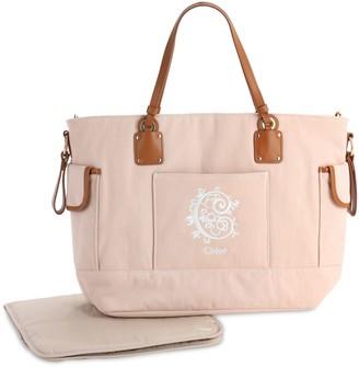 Chloé Cotton Canvas Diaper Bag