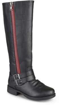 Journee Collection Women's Wide Calf Lady Boot Women's Shoes