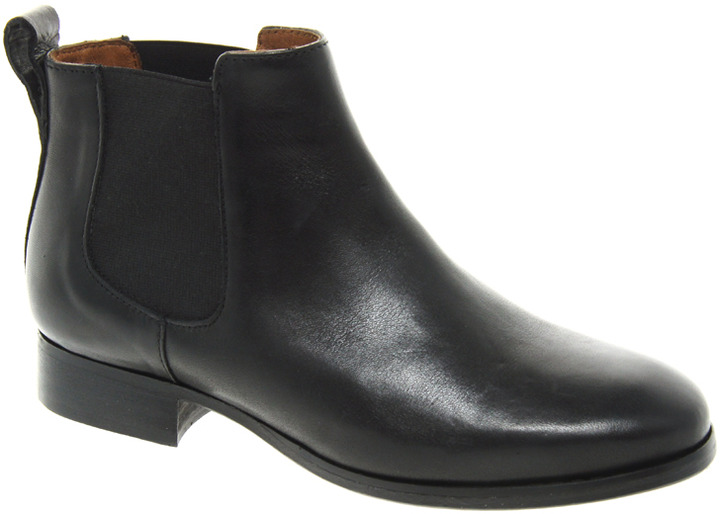 Whistles Moloko Leather Chelsea Boots