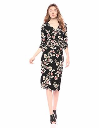 Rachel Roy Women's Darcie Printed Jersey Dress