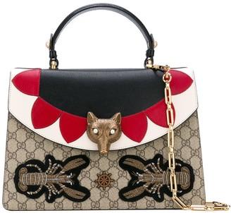 Gucci Fox Head Shoulder Bag
