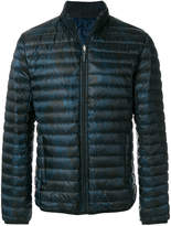 Dirk Bikkembergs classic padded jacket