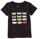 Levi's s Baby Boys 12-24 Months Monster Batwing Short-Sleeve Tee
