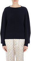 Isabel Marant Women's Fidji Crop Sweater-NAVY