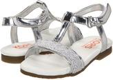 KORS Magnolia (Toddler/Youth) (Silver Metallic) - Footwear