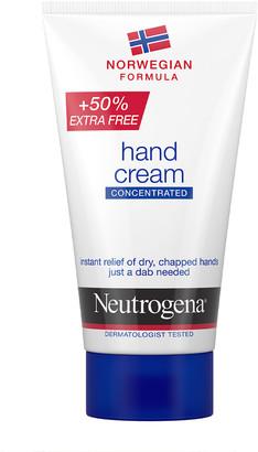 Neutrogena Norwegian Formula Concentrated Scented Hand Cream 75Ml