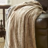 Bungalow Rose Ouasse Luxury Throw Blanket