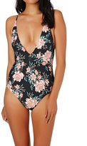 Billabong Let It Bloom One Piece