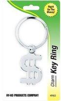 Hy-Ko PROD CO #KF652 SLV $Sign Key Chain