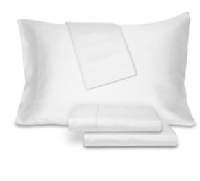 Aq Textiles Ultra Lux Cotton 4 Pc. Queen Sheet Set, 800 Thread Count Bedding