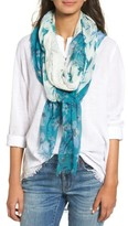 Nordstrom Women's Jungle Blossoms Scarf