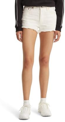 Levi's 501(R) Cutoff Denim Shorts