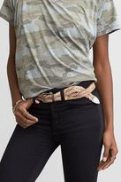 American Eagle Outfitters AE Western Multi Braid Belt