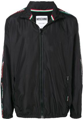 Moschino Classic Tracksuit Jacket