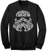 Star Wars Trooper Star Gear Logo Crewneck Sweater