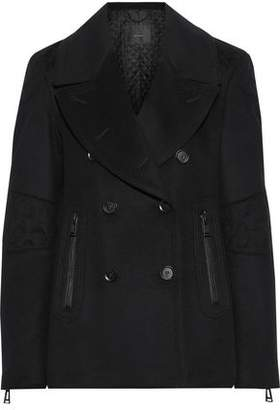 Belstaff Hawthorne Double-breasted Wool And Cashmere-blend Jacket
