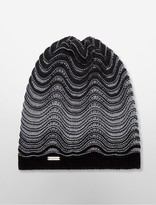 Calvin Klein Rippled Knit Beanie