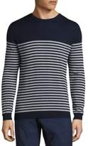 North Sails Slim-Fit Striped Cotton Tee