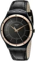 Swatch Men's YWB403 Irony Analog Display Swiss Quartz Watch