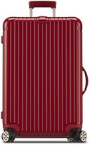 "Rimowa Salsa Deluxe Electronic Tag Red 29"" Multiwheel"