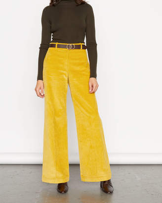 Jigsaw Cord Wide Leg Trouser