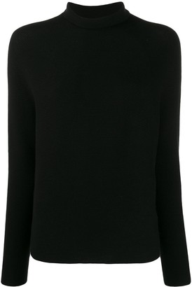 Christian Wijnants Turtle-Neck Long Sleeve Jumper