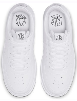 Nike Air Force 1 Pixel Trainer- White
