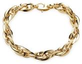 Saks Fifth Avenue Women's 14K Yellow Gold Twist Bracelet