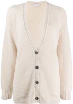 Closed v-neck relaxed cardigan