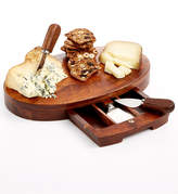 The Cellar Oval Cheeseboard and Knife Set, Only at Macy's