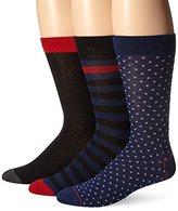 Ben Sherman Men's Cromwell Crew Socks (Pack of 3)