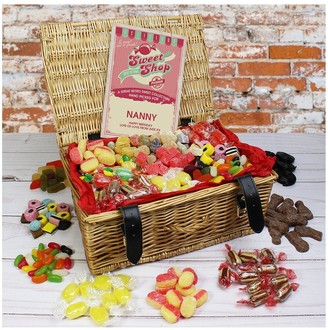 Very Personalised Traditional Sweets Hamper