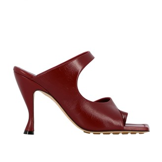 Bottega Veneta Sandal In Nappa Leather